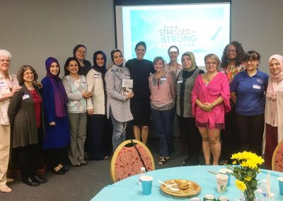 LAW with the women of theAmerican Turkish Friendship Association